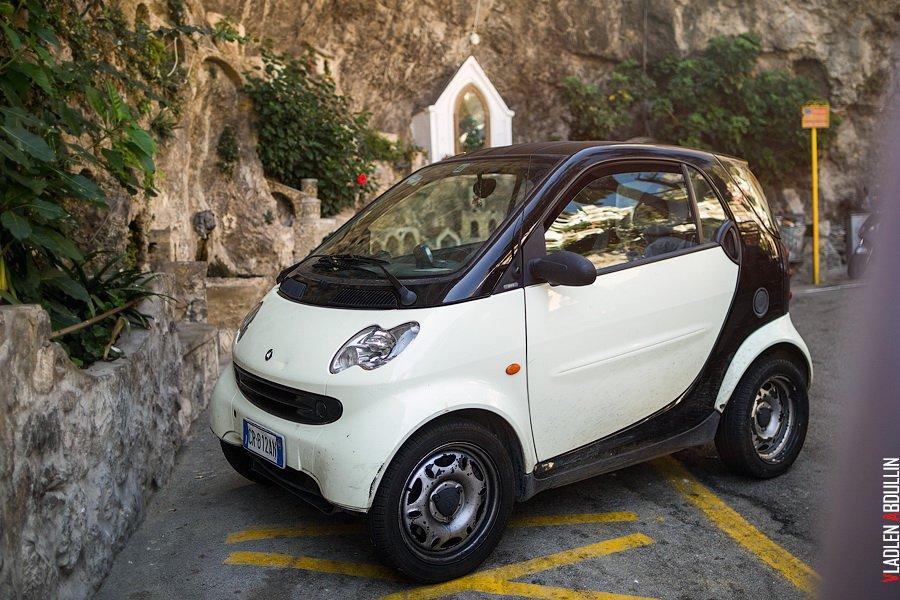 самые маленькие машины