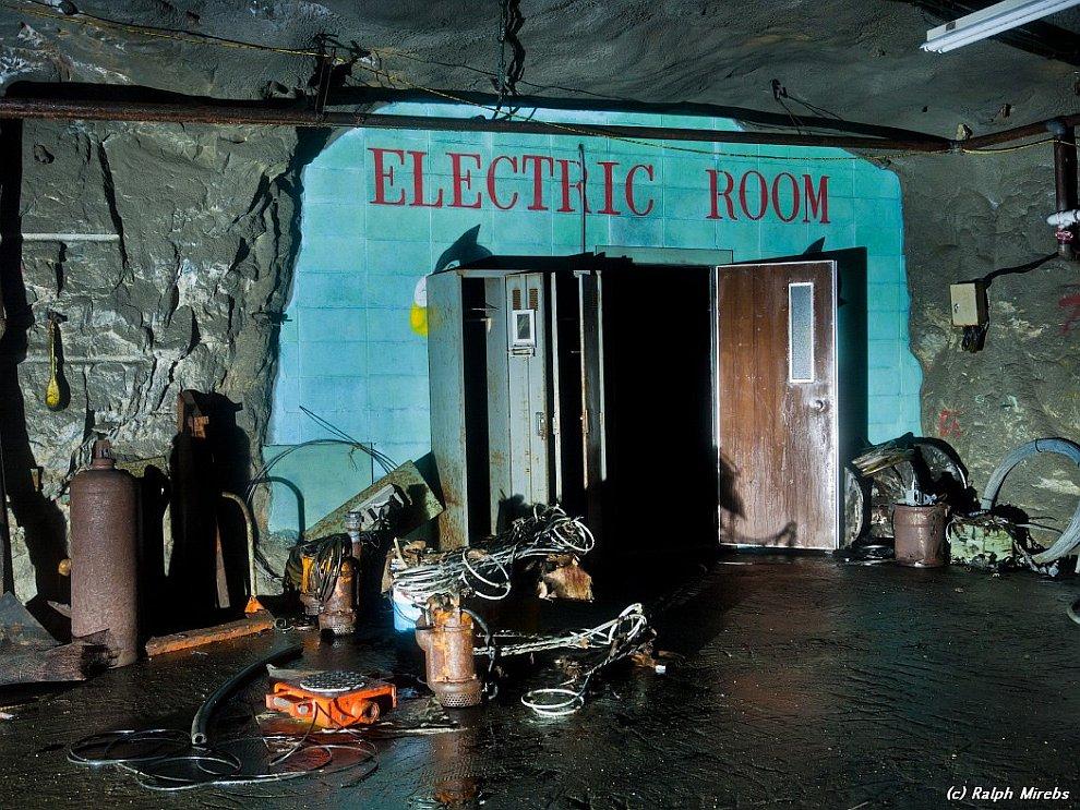 Подземелья в Японии: заброшенные шахты