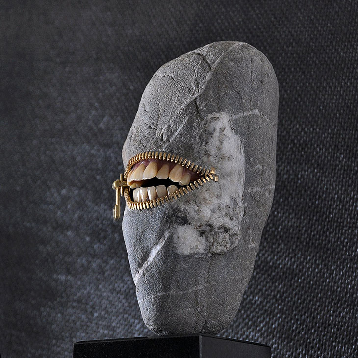 Необычные каменные скульптуры