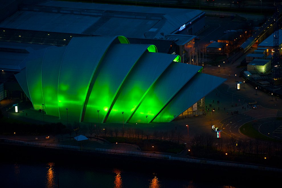 Концертный зал Clyde Auditorium