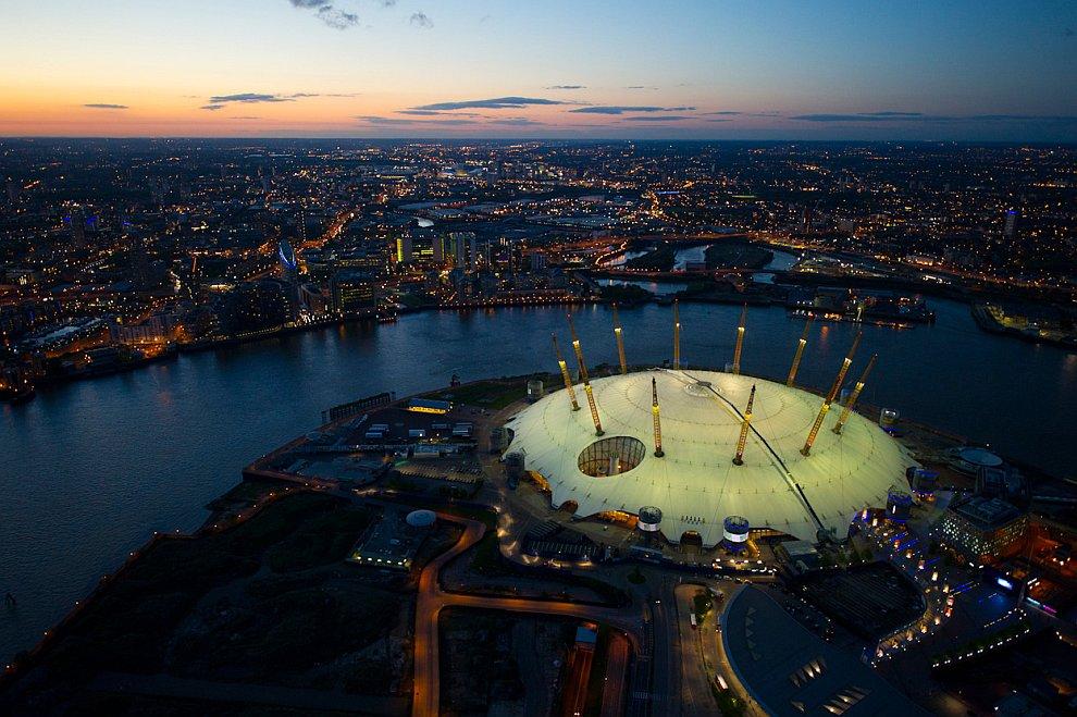 Лондонская арена O2
