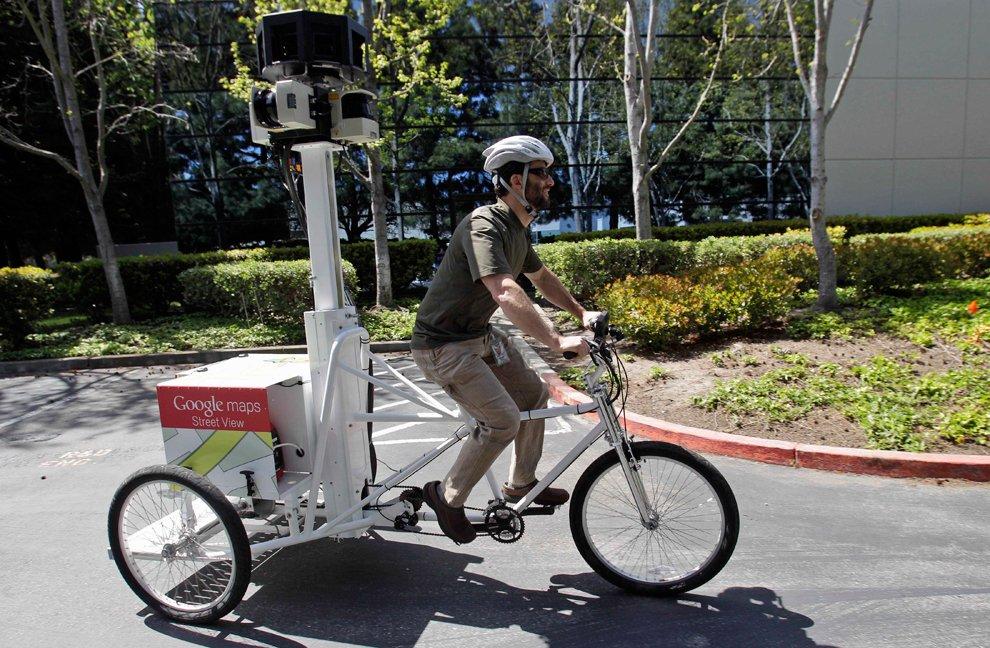 Велосипед — самое популярное транспортное средство в мире