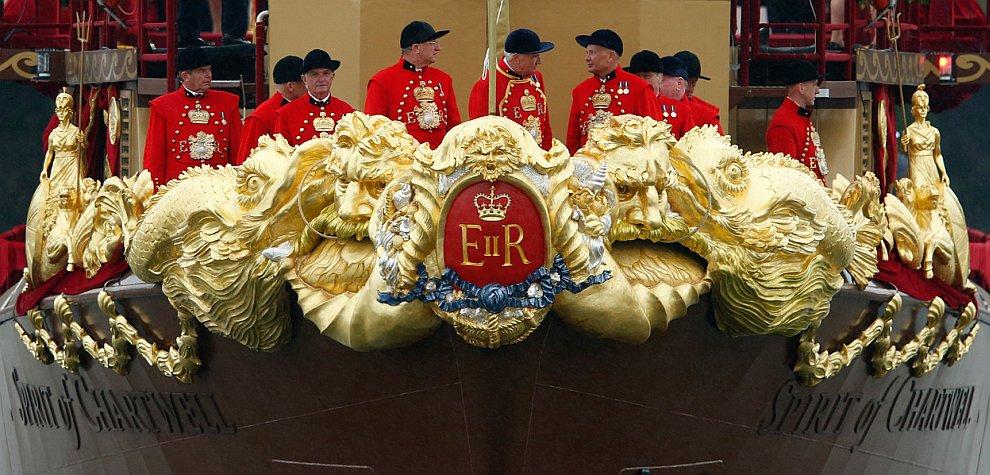 Бриллиантовый юбилей правления королевы Елизаветы II
