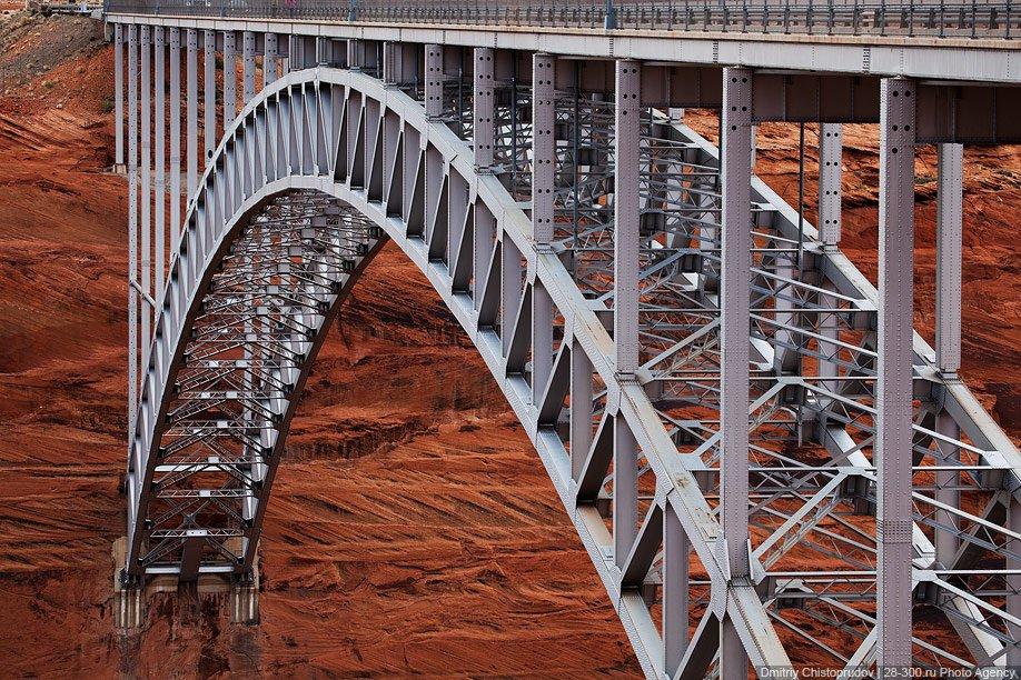 Мост через реку Колорадо