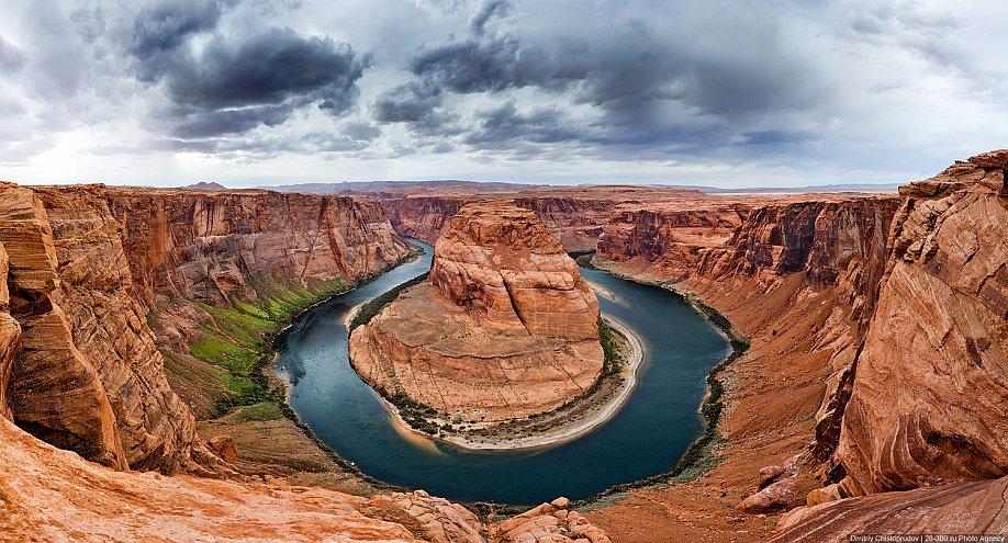 Подкова на реке Колорадо