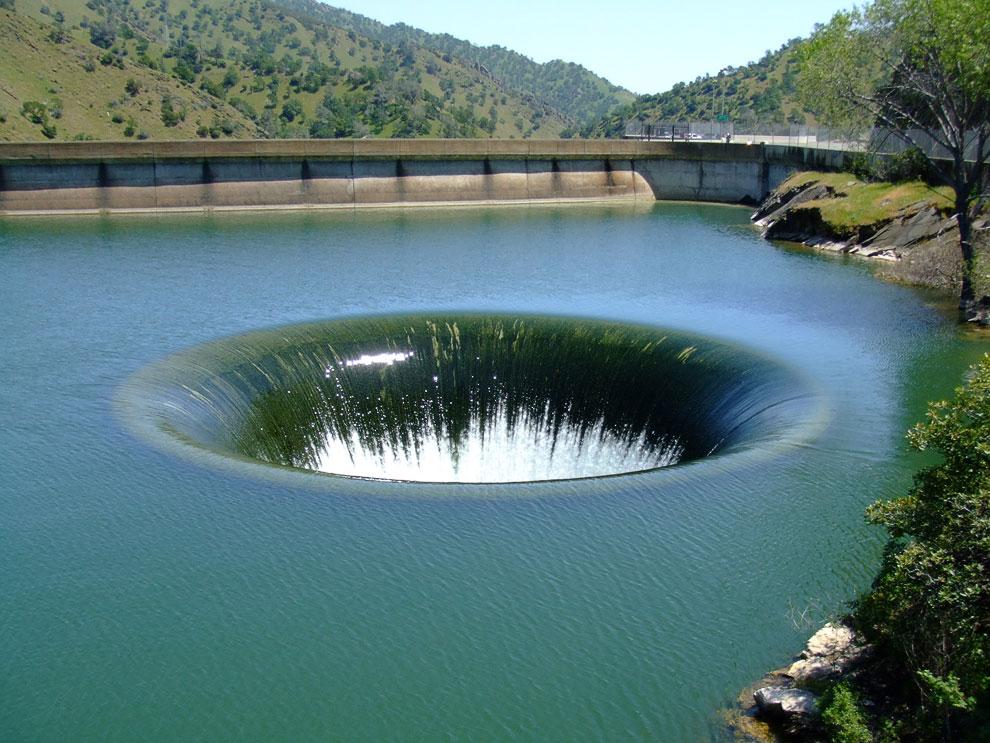 Крупнейший в мире водосток