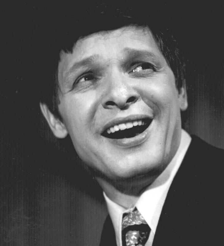 Мистер «Трололо» Эдуард Хиль (1934—2012)