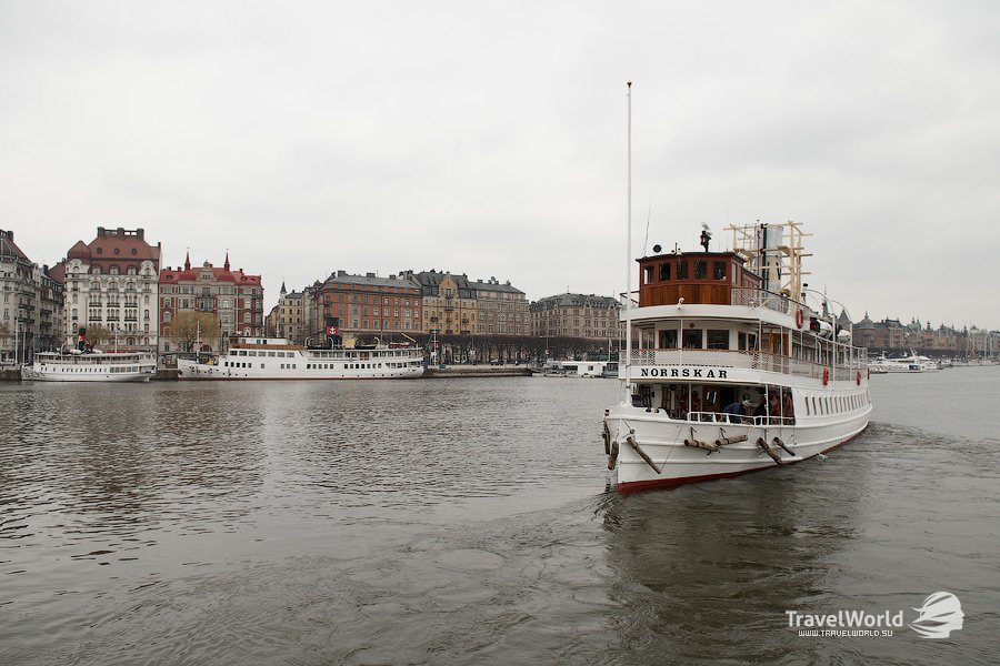 Морские паромы Silja Line