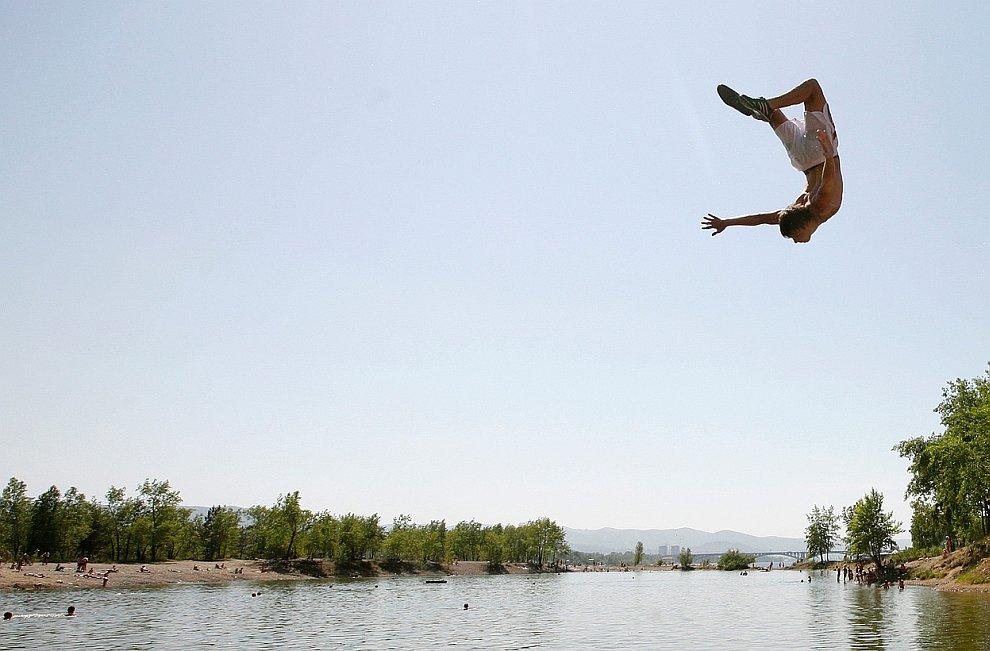 Летние дни 2012
