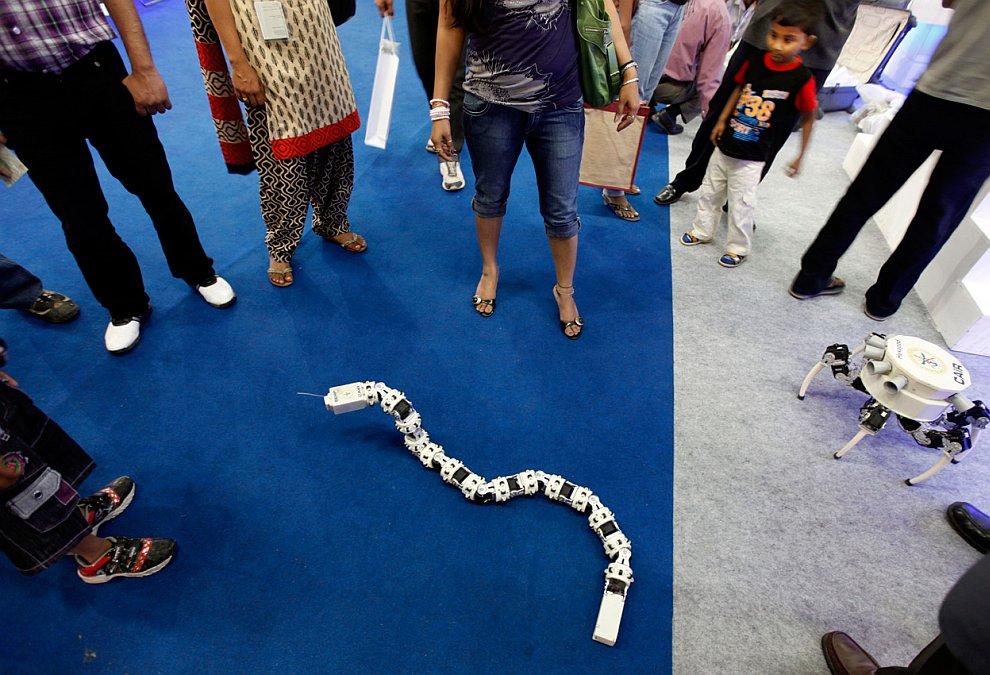 Змея-робот
