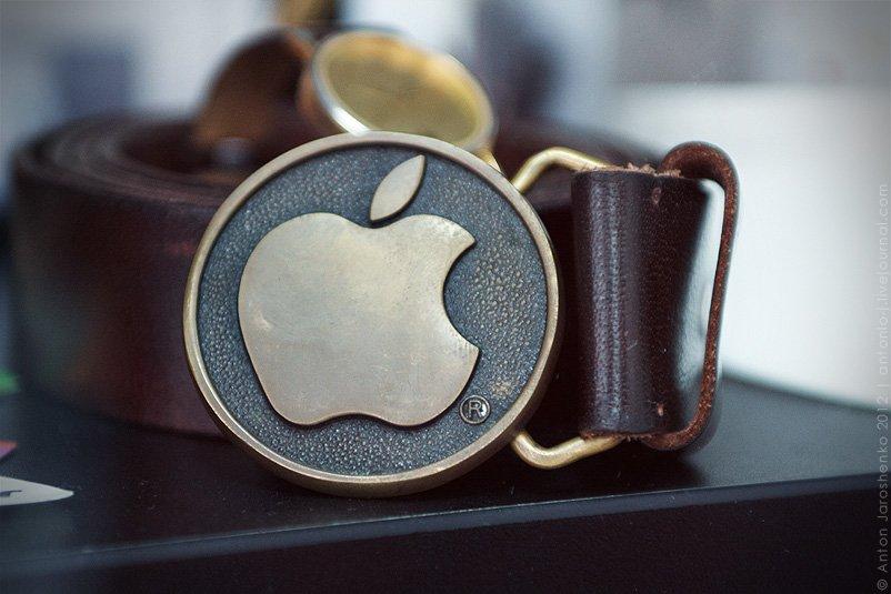 Музей техники Apple в России