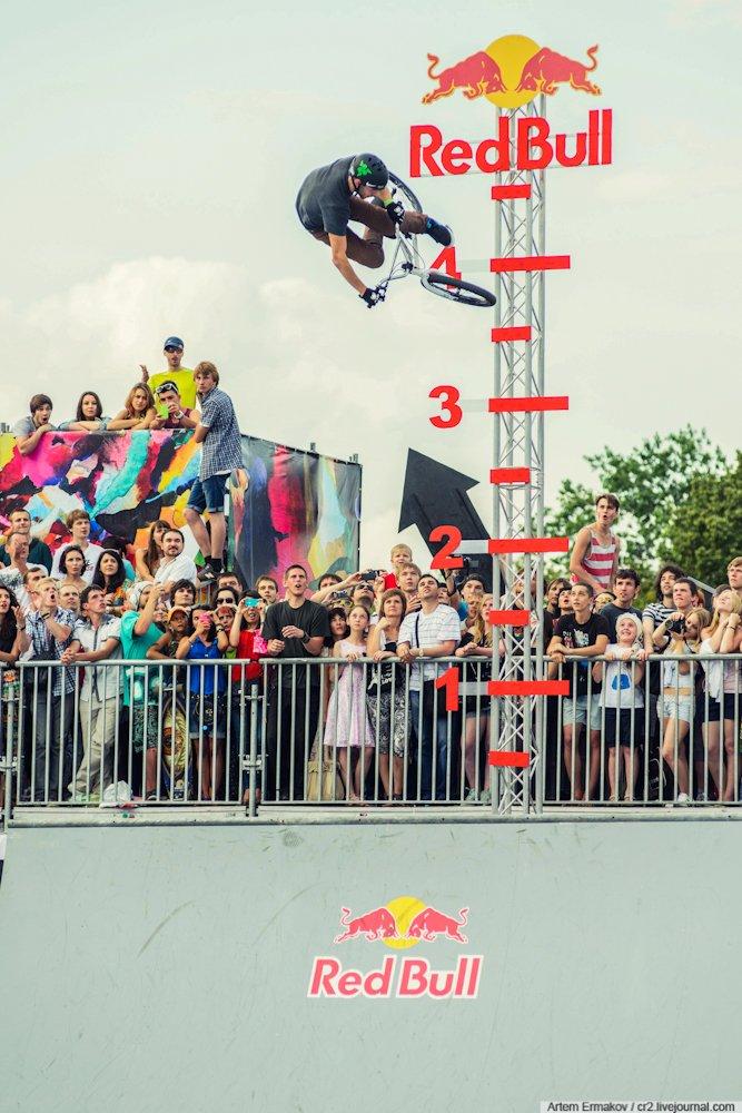 Международные Игры экстремальных видов спорта Adrenalin Games 2012