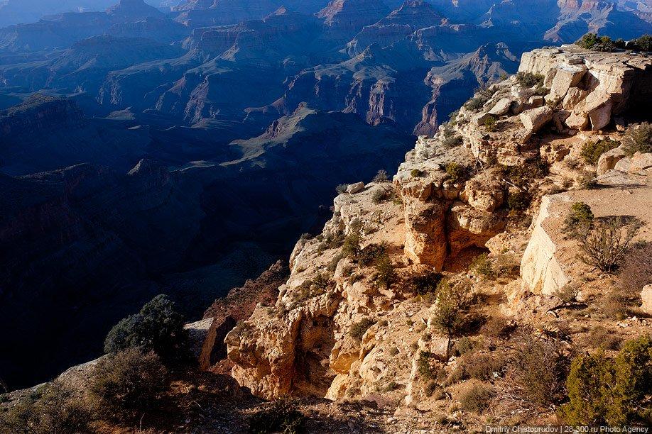 Большой Каньон в штате Аризона