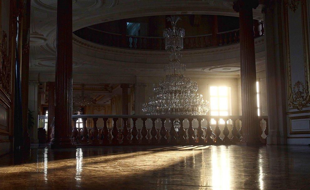 Роскошный отель «Мезон-Лаффит»