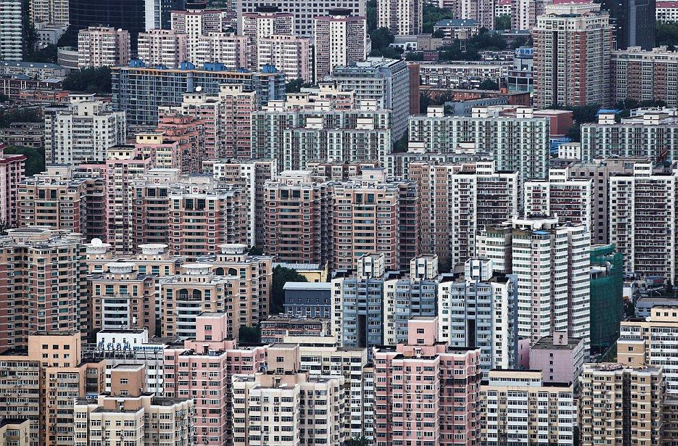 Пекин является одним из самых густонаселенных городов в мире