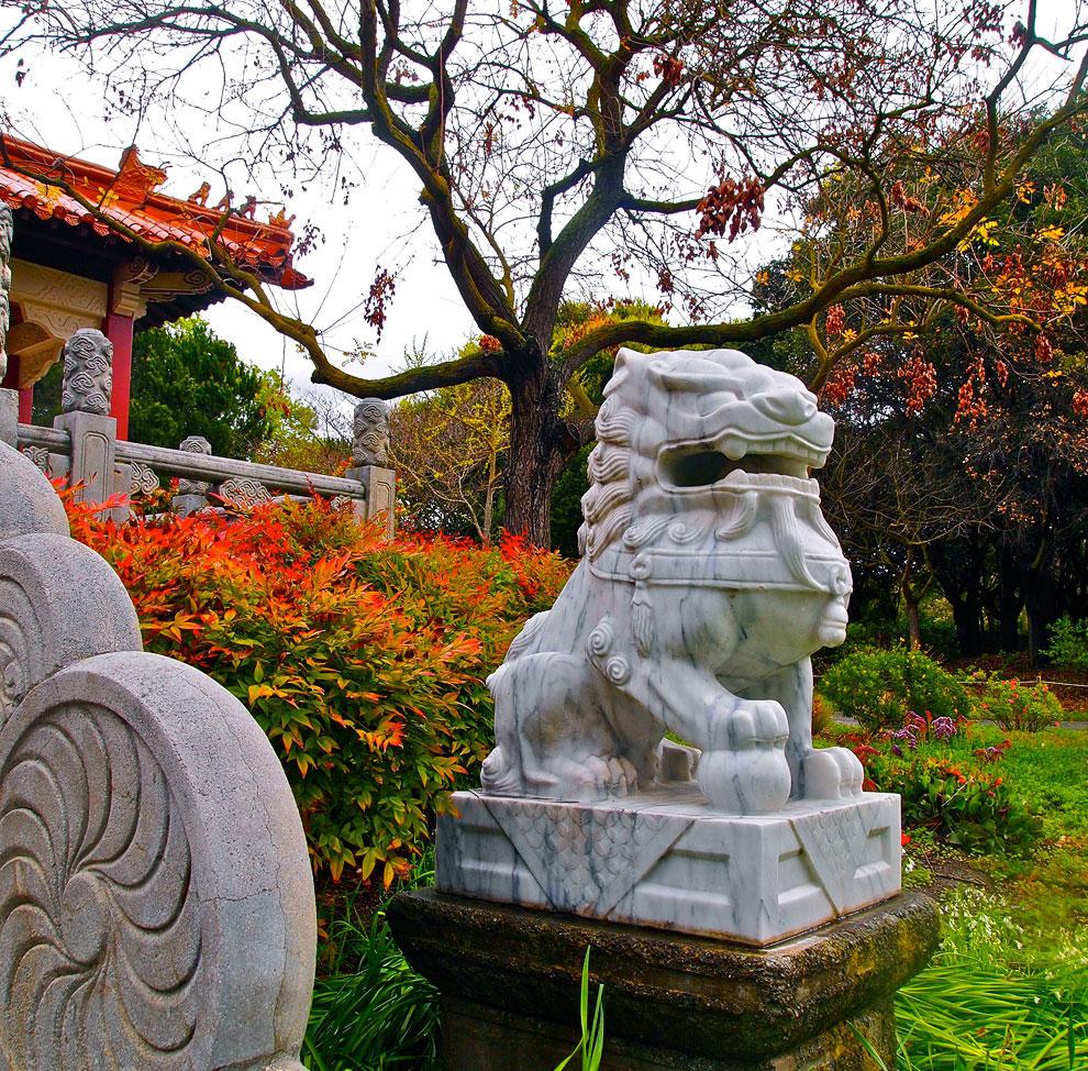 Китайский сад культуры (Калифорния, США)