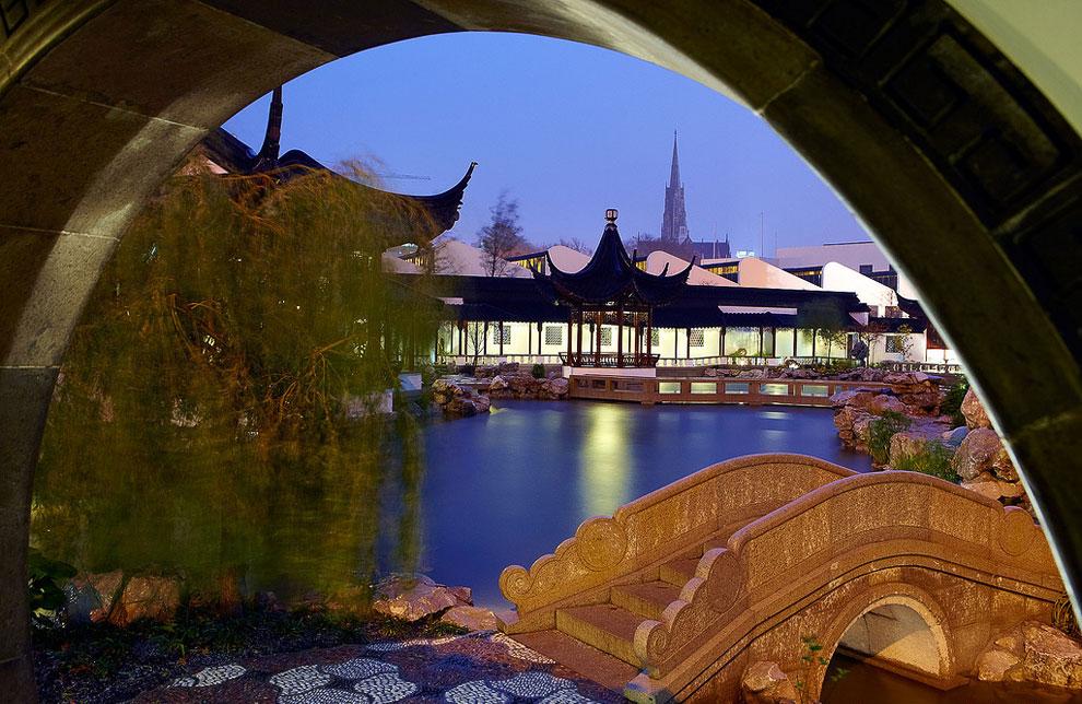 Данидинский китайский сад (Новая Зеландия)