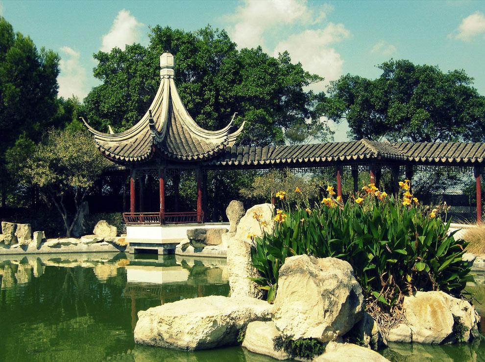 Китайский сад спокойствия (Мальта, Санта-Лучия)