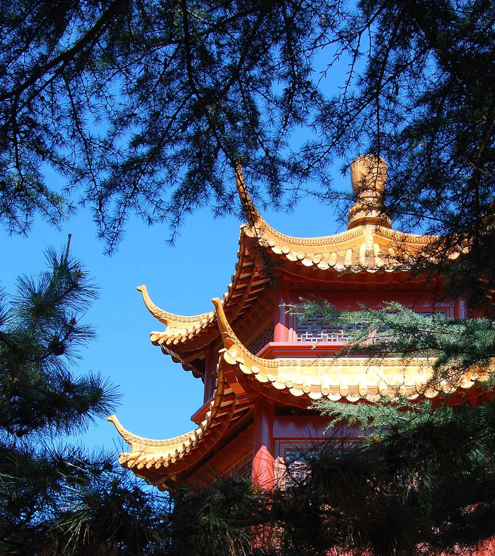 Китайский сад дружбы (Австралия, Сидней)
