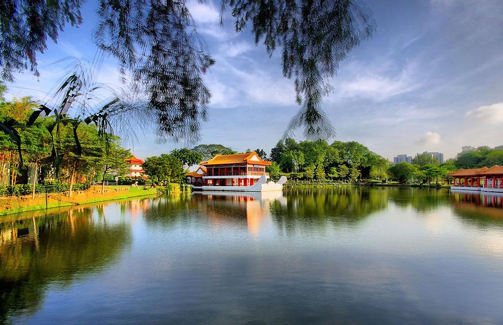 Сингапурский китайский сад (Сингапур)