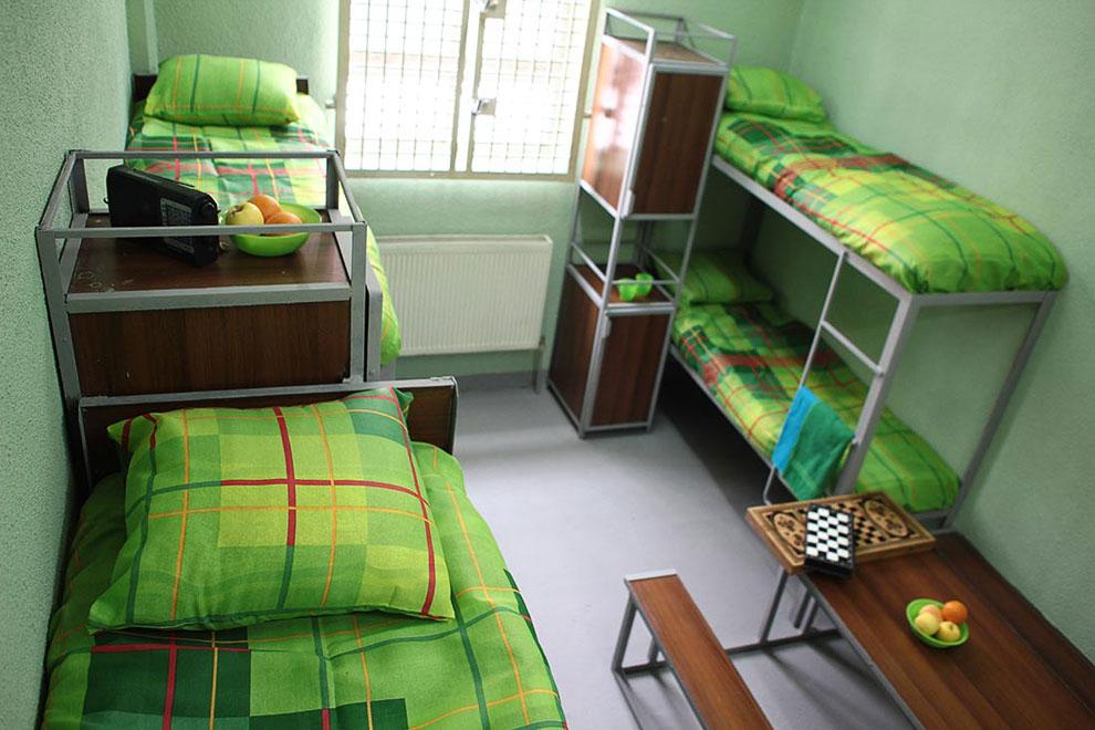 Грузинская тюрьма: санаторий для заключенных