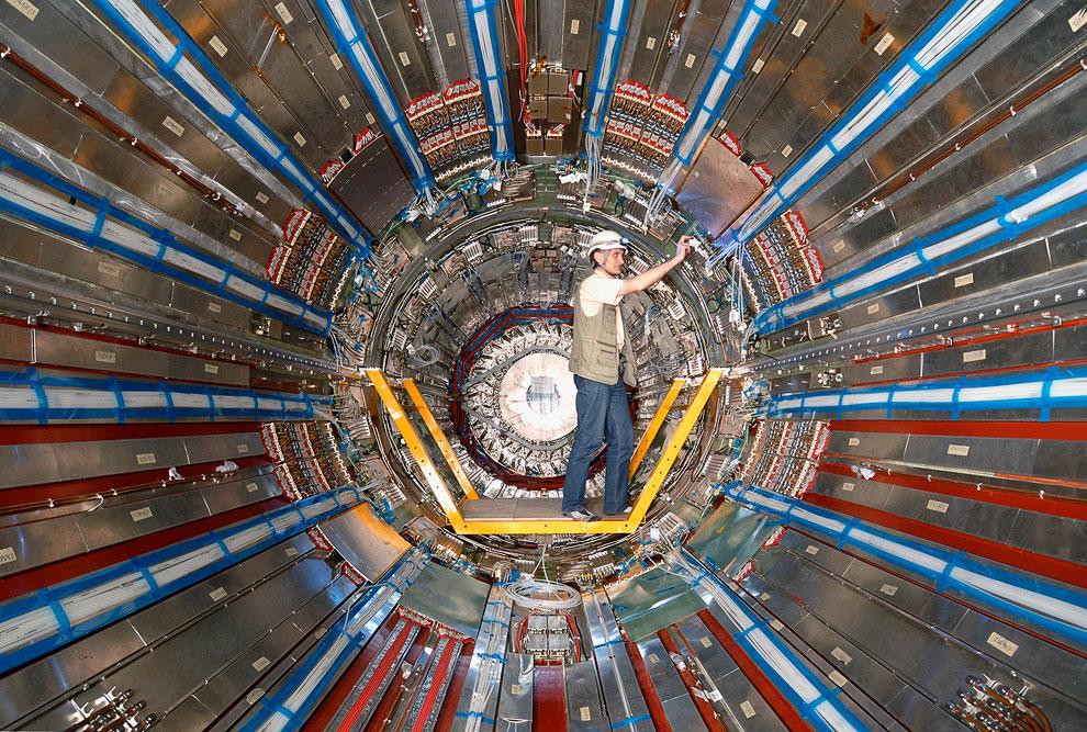 Внутренний детектор ATLAS