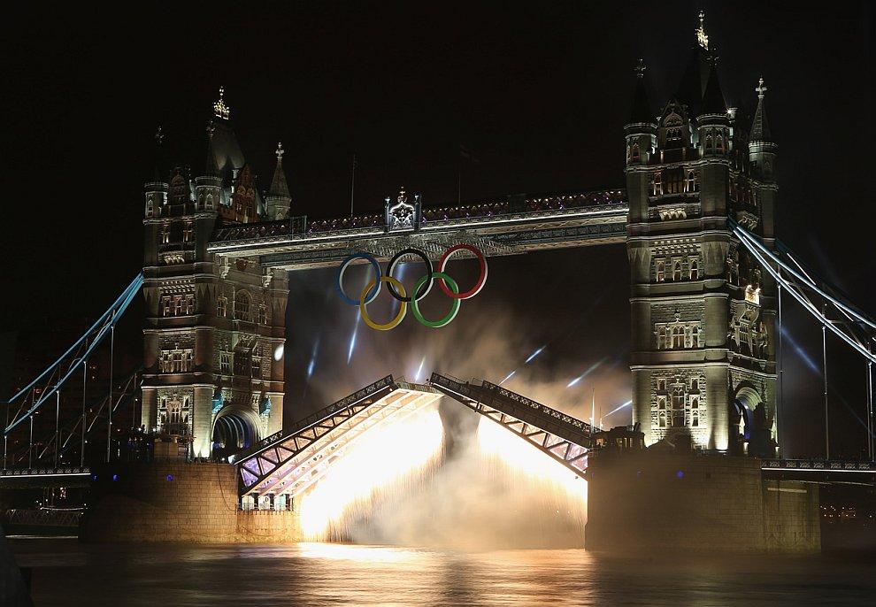 Церемония открытия XXX Олимпийских игр в ЛондонеЦеремония открытия XXX Олимпийских игр в Лондоне