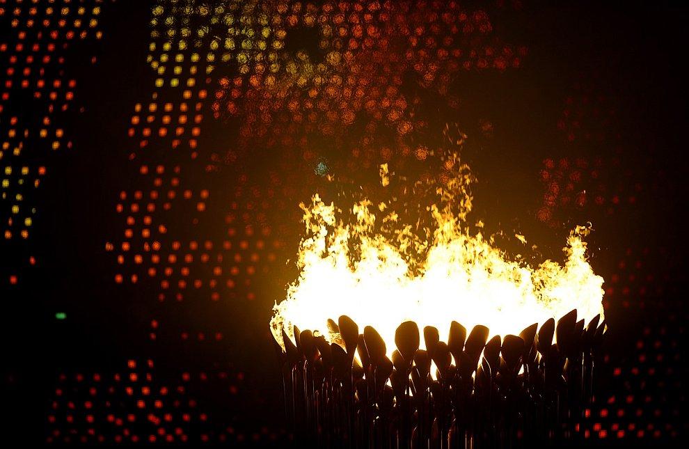 Церемония открытия XXX Олимпийских игр в Лондоне