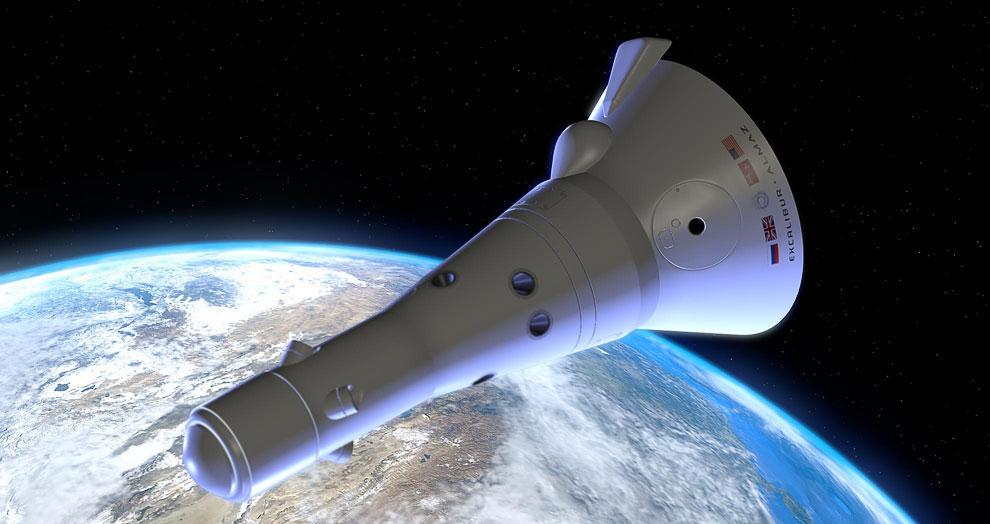 Полет на Луну за 100 млн фунтов