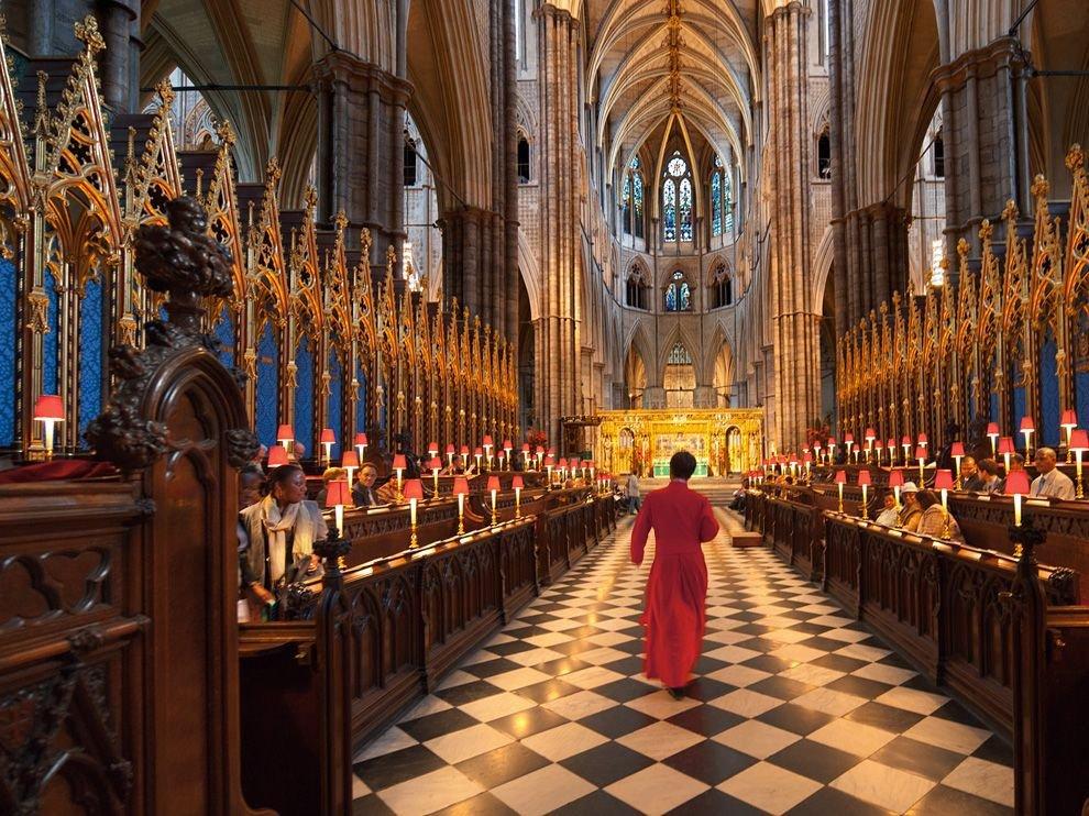 Вестминстерское аббатство, Лондон