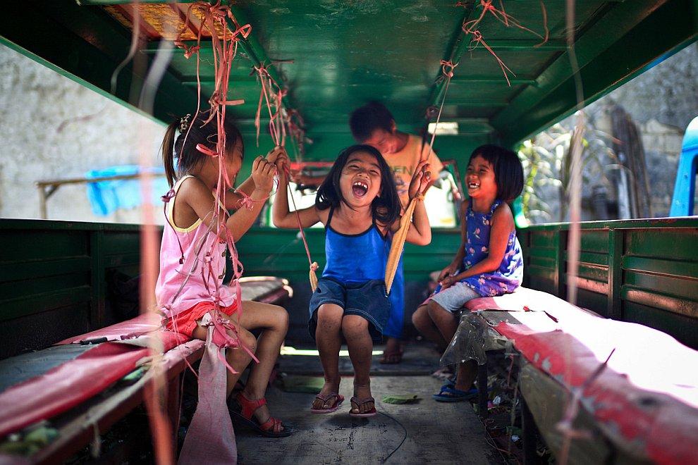 Радость. Себу, Филиппины