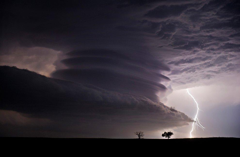 Небесный монстр из штата Канзас