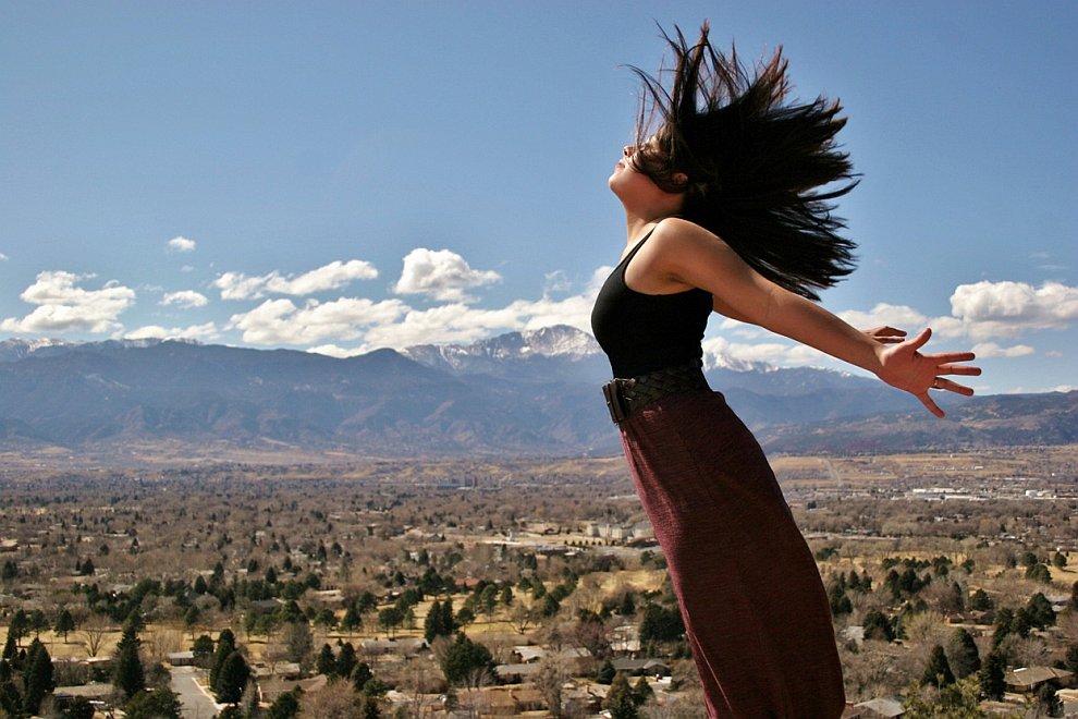 Жизнь и свобода. Колорадо-Спрингс
