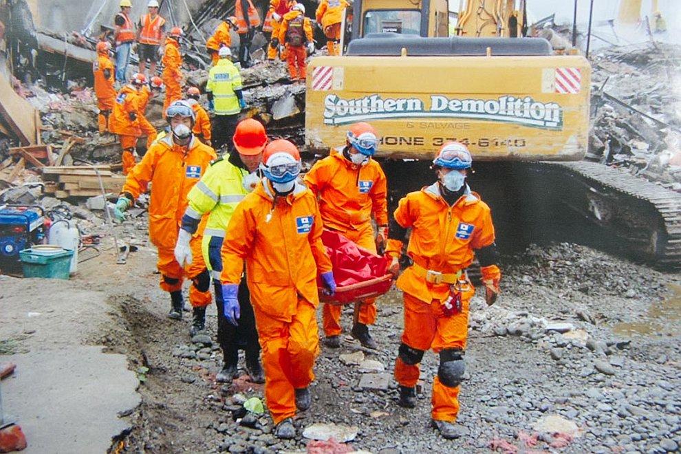 Hyper Rescue: отряд спасателей из Японии