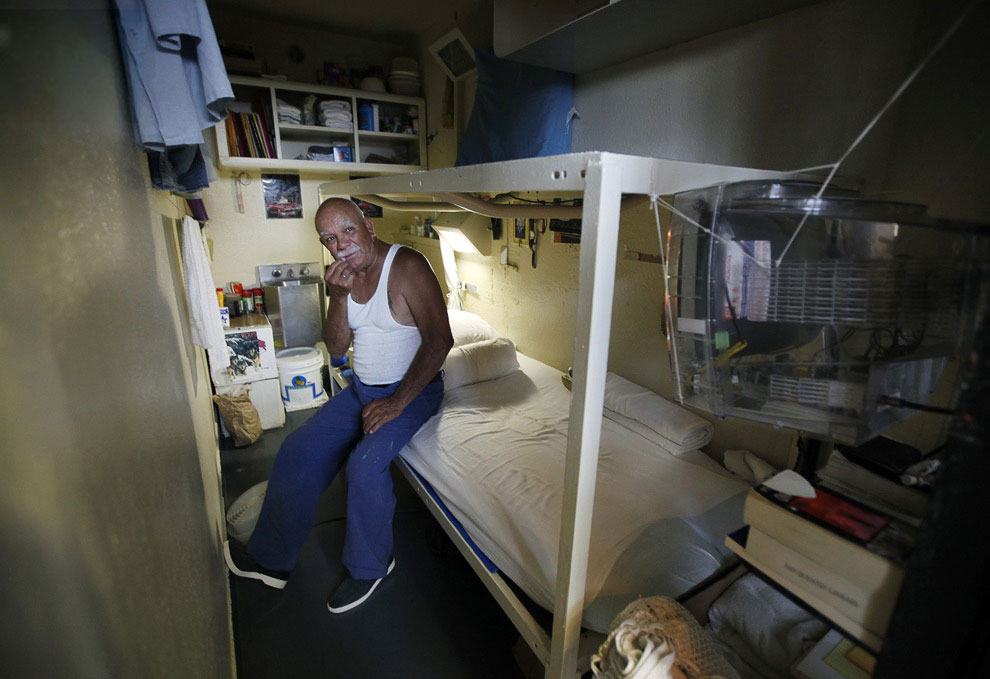 Сан-Квентин — знаменитая тюрьма в США