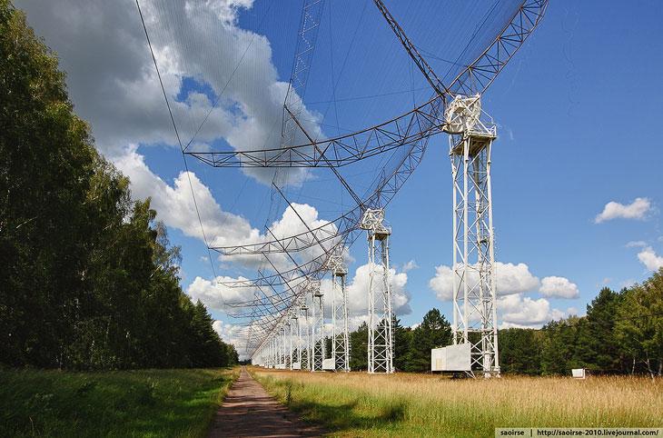 Крупнейший в мире радиотелескоп