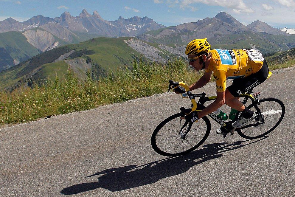 Велогонка Тур де Франс 2012