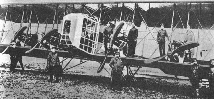 «Илья Муромец» (1913)