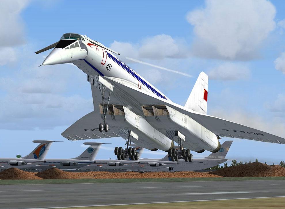 Ту-144 (1968)