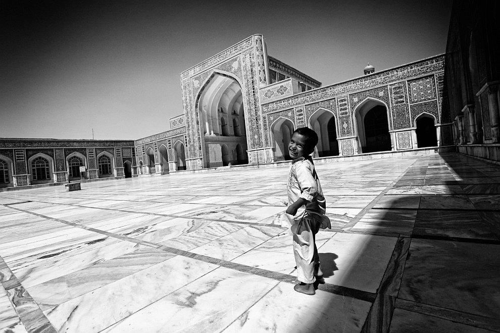 Большая соборная мечеть в Герате