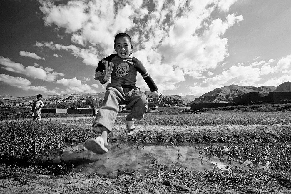 Сейчас почти все дети на территории Афганистана получают начальное образование