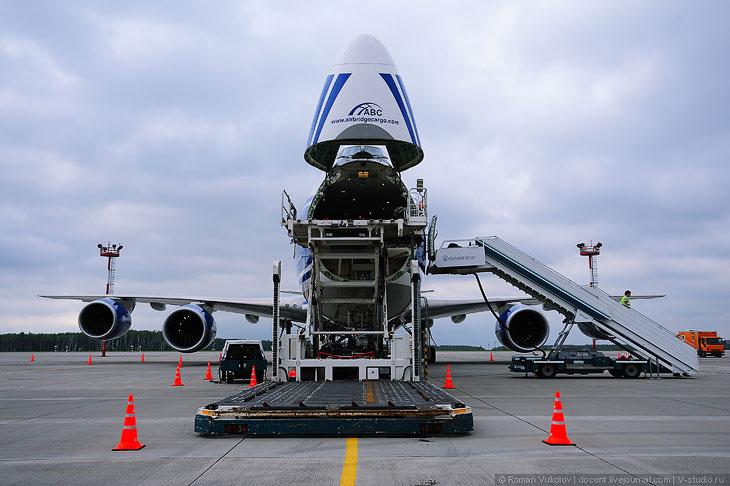 Воздушные грузовики