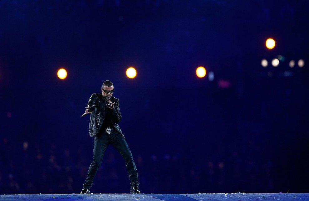 Церемония закрытия Олимпийских игр 2012 в Лондоне