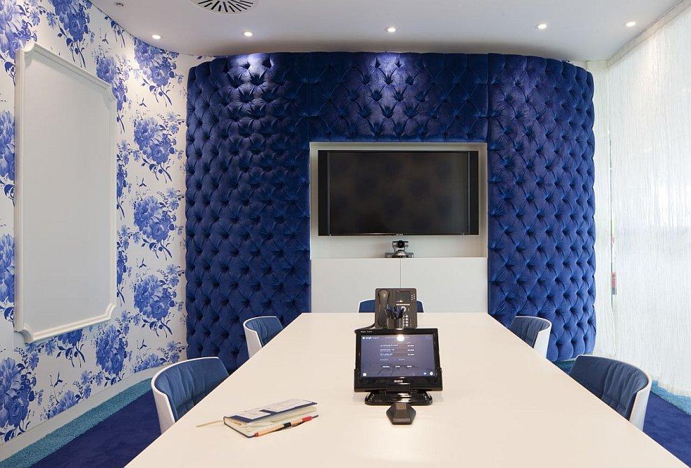 Необычный офис Google в Лондоне