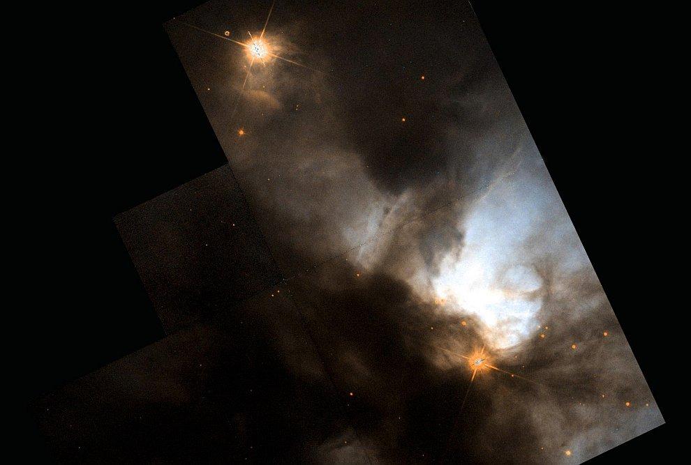 Туманность NGC 1579