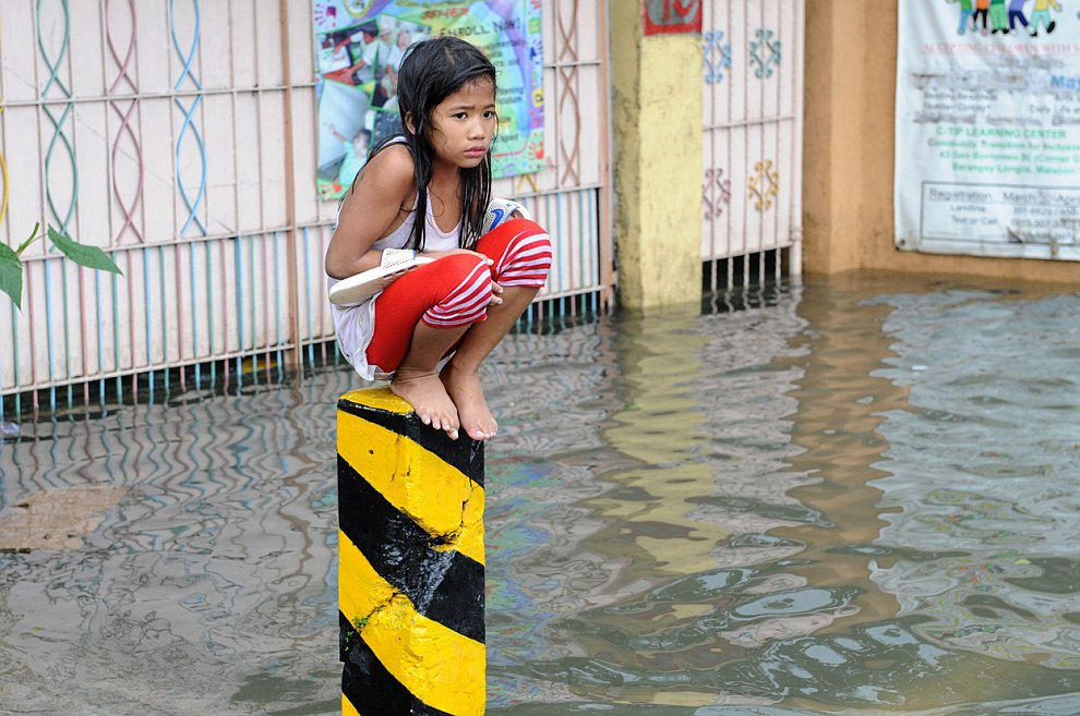 Сильнейшее наводнение на Филиппинах