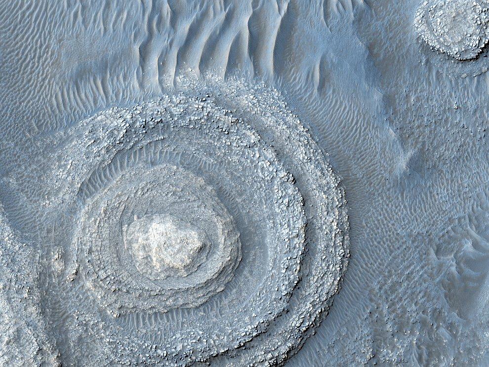 Марсианские горные породы