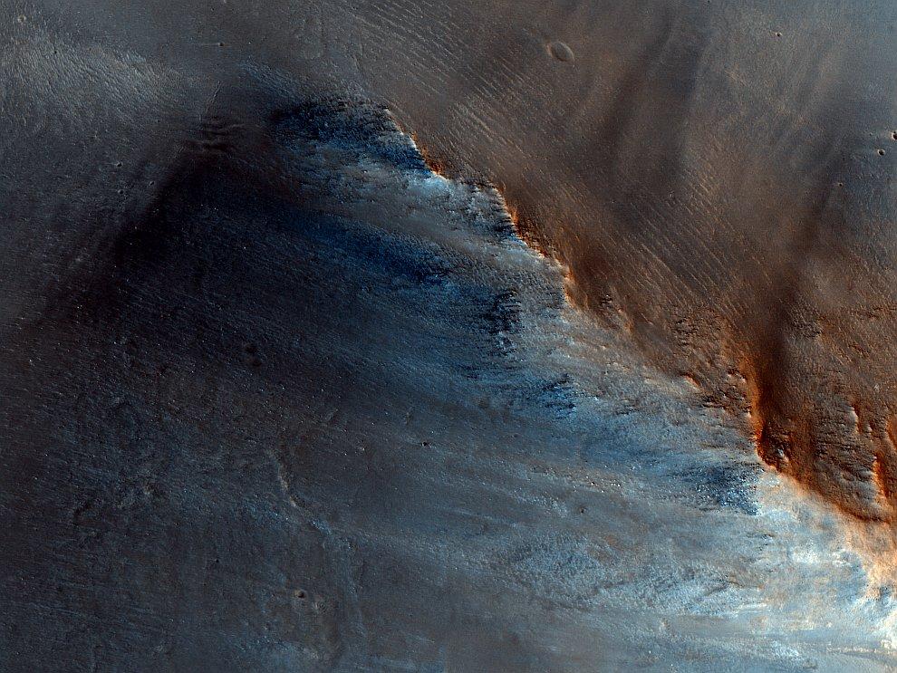 Вулканический регион SyrtisMajor