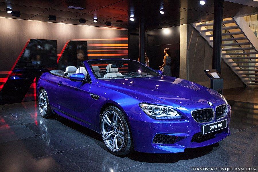 Новая M6 и M6 кабриолет