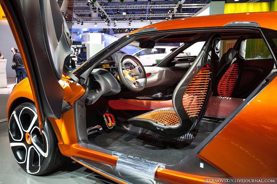 Необычный концепт от Renault